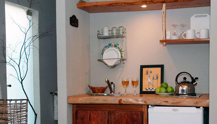 Anafe, heladera y todo lo necesario para una ideal estadía en capilla del Monte