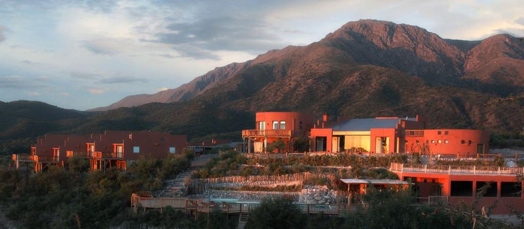 Imagen del Hotel Terrazas del Uritorco